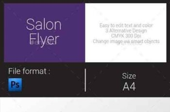 Salon Flyer 9172840 6