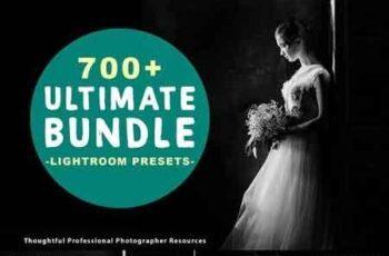 700+ Lightroom Presets Bundle 3061618 5