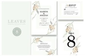 Leaves - Wedding Suite Ac.79 3078854 4