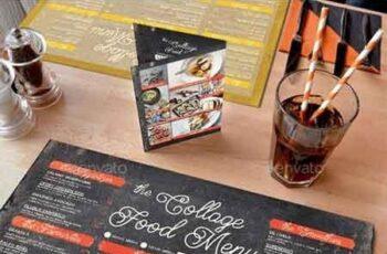 Food Collage Menu 13037914 3