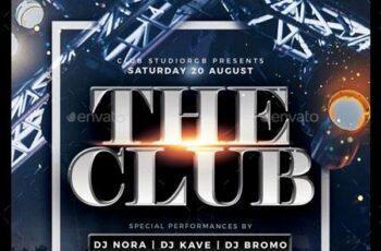 Club Flyer 22668678 12