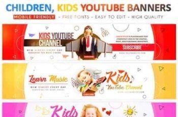 Kids YouTube Banners 22675571 3