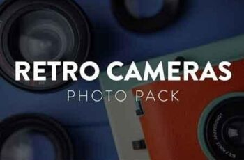Retro Cameras Photo Pack 563715 4