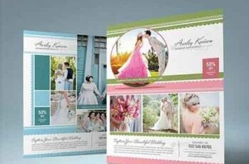 Wedding Photography Flyer 10347607 4
