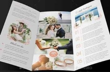 Wedding Photography Trifold 19695740 12