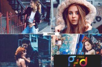 Urban Photoshop Action 2912065 3