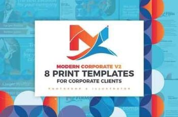 Modern Corporate Templates Pack v2 2961672 5