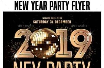 New Year Party Flyer 22710042 3