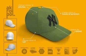 Baseball Cap Mock Up 2892294 4