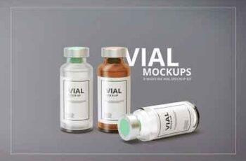 Medicine Vial Mockup 2880603 5
