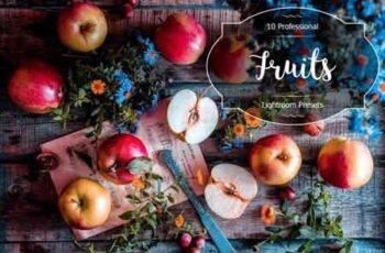 Fruits Lr Presets 3490114 6