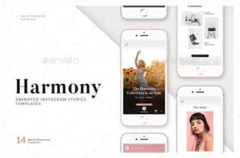 Harmony — Animated Instagram Story Templates 22662701 3
