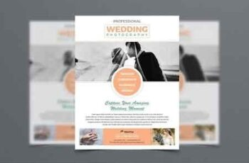 Wedding Photography Flyer 2966118 4