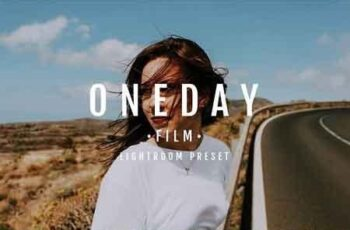 Oneday Film Lightroom preset 3502555 2