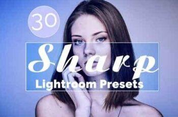 Sharp Lightroom Presets 3502999 3
