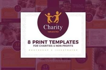 Charity Templates Pack 3014921 7
