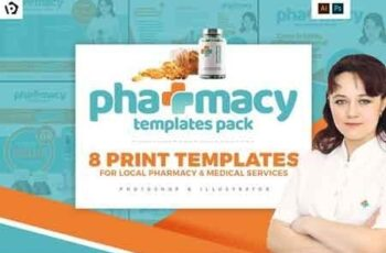 Pharmacy Templates Pack 1883047 7