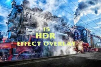 15 HDR effect photoshop action 3502488 7