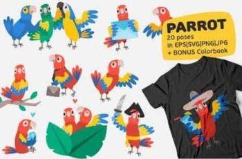 Parrot Bundle 102716 6