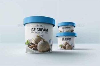 Ice Cream Cup Mock-up v4 22738227 7