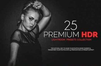 25 Premium HDR Lightroom Presets 3135123 7