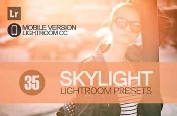 35 Skylight Lightroom Mobile bundle 3504061 4