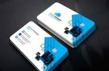 Corporate Business Card 3501269 8