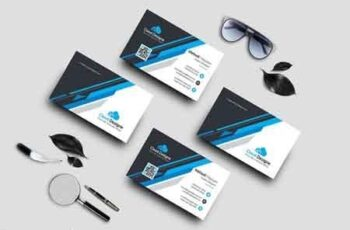 Corporate Business Card 3501286 7