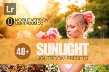 40+ Sunlight Lightroom Mobile bundle 3504085 4