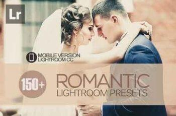 155+ Romantic Lightroom Mobile bundle 3504042 6