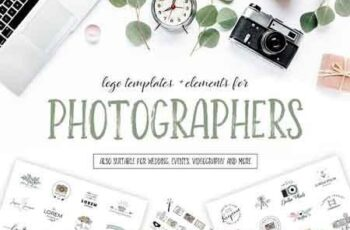 Photography Logo Pack 3094885 4