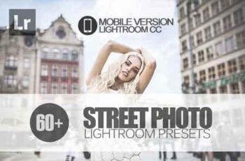 60+ Street Photo Lightroom Mobile bundle 3504074 7