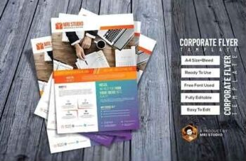 Corporate Flyer Template 2952840 7