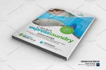 Laundry Services Flyer 2945853 6