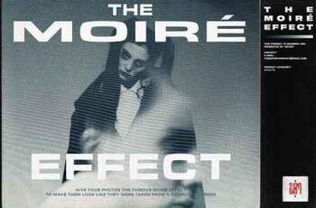 THE MOIRE EFFECT BY 207ART 3113861 2