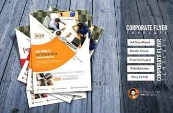 Corporate Flyer Template 2947264 3