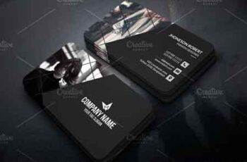 Fashion Business Card 2948063 5