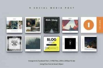 Social Media Post Vol. 1 3502538 4