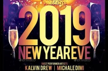 New Year Party Flyer 22757786 6