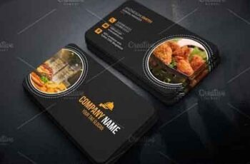 Restaurant Business Card 2948018 6