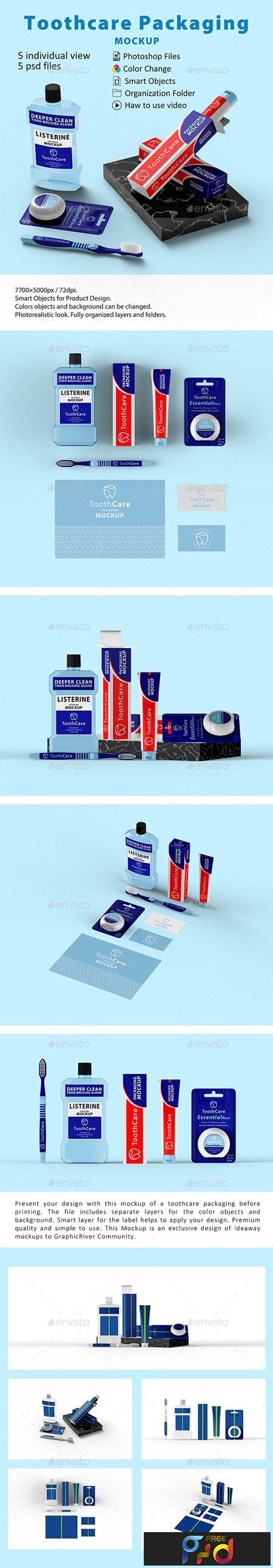Toothcare Packaging Mockup 22723216 1