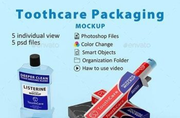 Toothcare Packaging Mockup 22723216 2