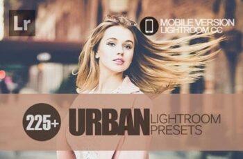225+ Urban Lightroom Mobile bundle 3504092 2