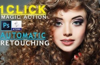 Automatic Retouching Action 22671157 2