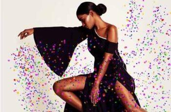3 Confetti Photoshop Action 22825024 6
