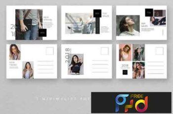 Minimalist Postcard Fashion 3490701 4
