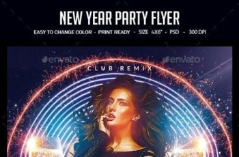 New Year Party Flyer 22757898 6