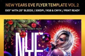 New Years Eve Flyer Template Vol 2 22716626 6
