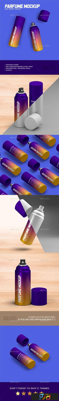 Perfume Bottle Mock-up 22734274 1
