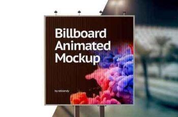 Billboard Animated Mockup 2953426 6